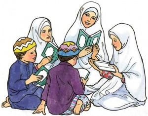 Educating Your Children In Ramadan
